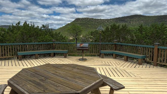 Hacienda del Sol  - Foxfire Cabins, Texas Hill Country Cabins on the Sabinal River. Biker friendly, Family Oriented, Pet Friendly